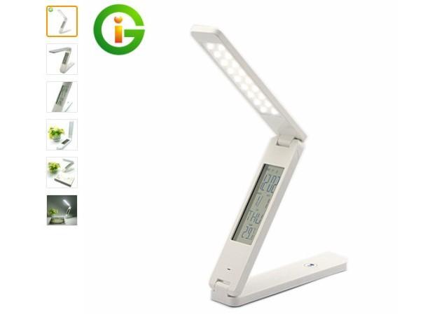 Настольная аккумуляторная лампа